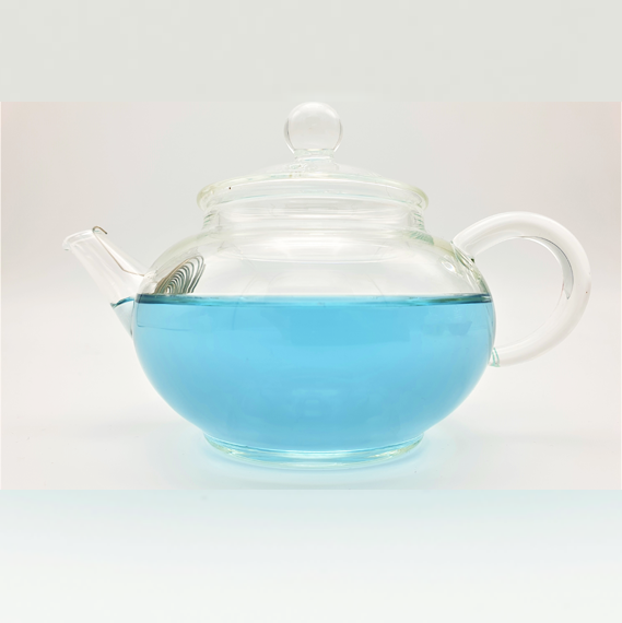 Blue Tea Pot 569 x 570